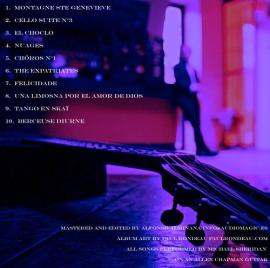 Prelude album rear